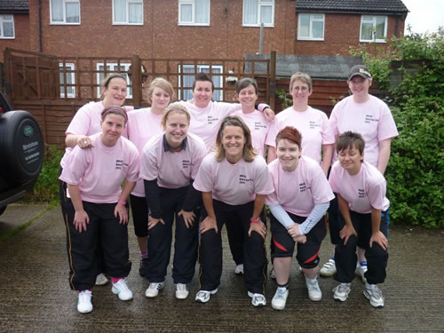 Ladies Team Race for Life photo 1