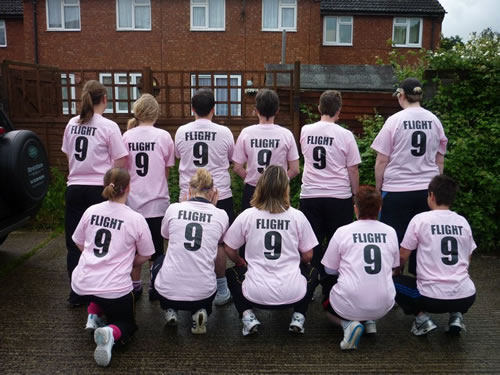 Ladies Team Race for Life photo 2