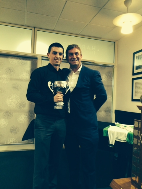 Manager's Player of the Year: Jack Wood