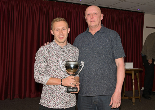 Manager's Player of the Year Sonny French