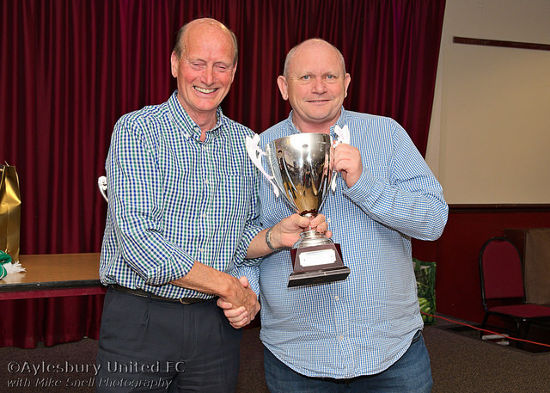Clubman of the Year GREG SMITH